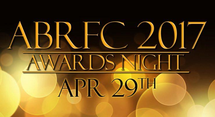 ABRFC 2017 Awards